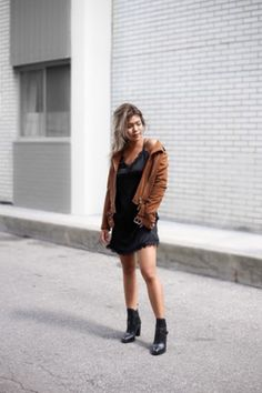 This is a place to sell, rent, swap and share goods and services with the other members of the marketplace. Goods And Services, Brown Leather, Autumn Fashion, Buy And Sell, Hipster, Leather Jacket, Street Style, Fall, Stuff To Buy