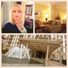 Grand Hotel Quellenhof & Spa Suites находится в небольшом городке Бад-Рагац с населением 5000 человек (немецкая Швейцария) с незапамятных времен известен своими горячими целебными источниками ущелья Тамина, которые были открыты в 1242 г. монахами-бенедиктинцами. В те времена такие большие запасы горячей воды (36,5 °С) были настоящим чудом. Позднее выяснилось, что вода эта имеет целебные свойства.  #Grand_Hotel_Quellenhof  #Бад_Рагац  #likagordasky