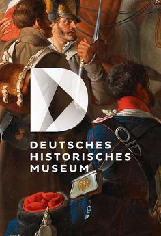 German Historical Museum branding / thoma + schekorr