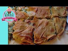 El Açması Çıtır Ev Böreği (Ispanaklı) - Kekevi Yemek Tarifleri