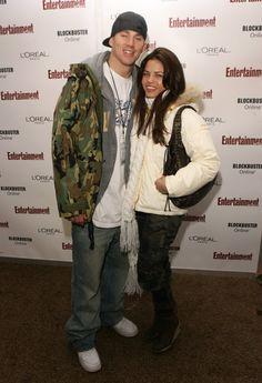 Pin for Later: Retour Sur la Fois où Ces Couples de Célébrités Se Sont Affichés en Public Pour la Première Fois Channing Tatum et Jenna Dewan en 2006
