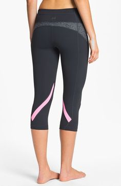 Under Armour 'Studio Rave' Capri Pants available at #Nordstrom