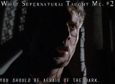 What Supernatural Taught Me 2