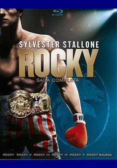 Ver: Rocky - Saga Completa