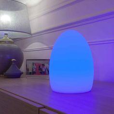 The Egg - decorative LED light