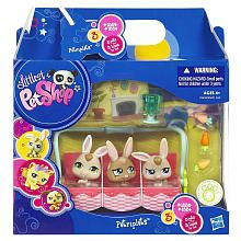 "Littlest Pet Shop Petriplets - Bunnies - Hasbro - Toys ""R"" Us"