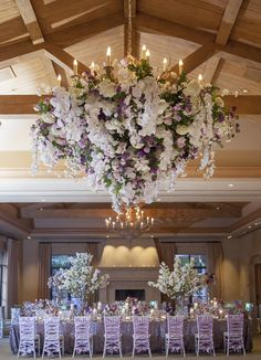 Looking for a unique and dramatic way to display gorgeous blooms at your wedding ceremony and reception? One of the most innovative new developments in the world of wedding and event design is the concept of the suspended floral focal point. This opulent fixture typically hangs over a ceremony arch, the dance floor, or the sweetheart table during the nuptials and can take a number of elegant forms. Though one might assume this trend might only fit during spring weddings, your choice of…