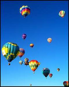 Reno, NV, I'm thinking about a road trip with the boys for the balloon festival this year.