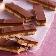 ... on Pinterest | Chocolate caramels, Cashew brittle and Trisha yearwood