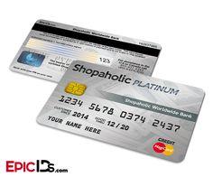 credit card platinum mastercard
