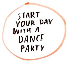 Who's awake and ready to crush a new week!? 🙋🏼♀️ Dance first! Work after! Monday, let's do this! 💃🏼