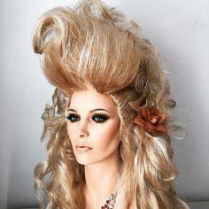 drag queen pompadour - Recherche Google