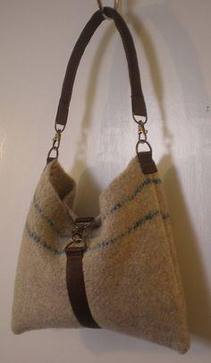 mlw.enjoy felted shoulder bag | Flickr - Photo Sharing!