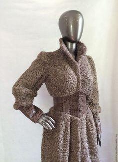 Купить Пальто из каракуля - пальто, пальто женское, пальто из каракуля, пальто из каракульчи, в москве