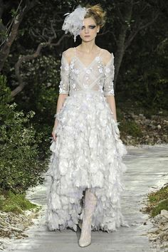 #Chanel Couture Spring 2013