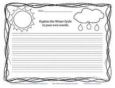 scientific essay on water