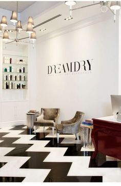 Inside Dream Dry: Rachel Zoe's Dry Bar in NYC