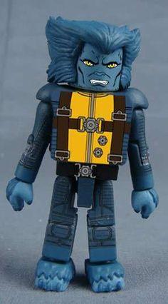 The X-Men First Class Minimates are Nerdtastic #lego #toys