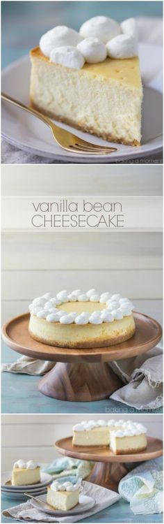 Perfection! This cheesecake was dense and creamy, and I loved the buttery vanilla wafer crust. #savetimetips https://www.pinterest.com/pamcookingspray/ #ad