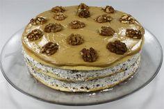 klik på billedet for at komme tilbage Fruit Recipes, Baking Recipes, Cake Recipes, Dessert Recipes, Desserts, Sweets Cake, Cupcake Cakes, Cakes Plus, Scandinavian Food