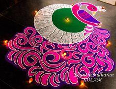 Simple Rangoli Border Designs, Rangoli Designs Latest, Rangoli Borders, Latest Rangoli, Rangoli Patterns, Rangoli Ideas, Rangoli Designs Diwali, Rangoli Designs Images, Diwali Rangoli