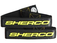 TRACTION BELT REAR/FRONT - Sherco - English