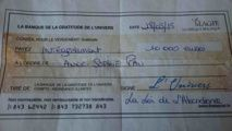 J'ai testé : le chèque d'abondance !