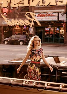 Reese Witherspoon for Vogue October 2014 by Mikael Jansson