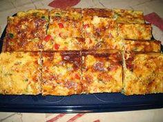 Helkan Keittiössä: Gluteeniton Kasvispiirakka Fodmap, Quiche, Baking Recipes, Easy Meals, Food And Drink, Pizza, Gluten Free, Cheese, Breakfast