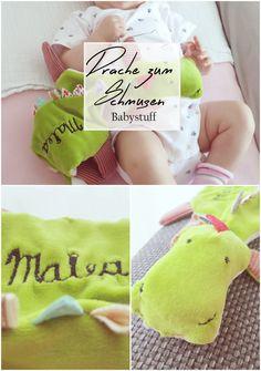 Drache zum Schmusen von www.vanmarijtje.wordpress.com #vanmarijtje #makerist…