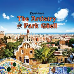 On an Adventures by Disney trip to Spain, you'll visit Parc Güell—an imaginative outdoor playground filled with whimsical, surrealist structures and colorful mosaics.