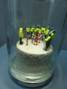 ' My Dad says you're a Cunt' James Cauty - A Riot in a Jam Jar