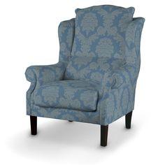 Sessel von der Kollektion Damasco, Stoff: 613-67