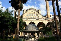manisa muradiye camii -