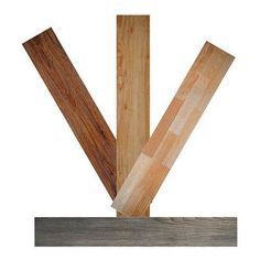 Self-Adhesive Vinyl Planks Hardwood Wood Peel 'N Stick Floor Tiles - 10 Pieces #PowerSellerUSA