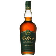 W. L. Weller Special Reserve Best Bourbon Whiskey, Sweet Bourbon, Bourbon Drinks, Scotch Whiskey, Irish Whiskey, Whiskey Girl, Liquor Drinks, Beverages, Weller Bourbon