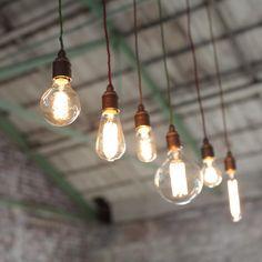 Filament Light Bulb Squirrel Cage