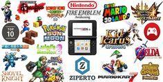 Top 10 3DS Games Free Download - https://www.ziperto.com/top-10-3ds-games/