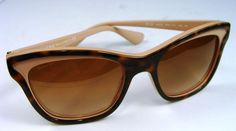 Prada SPR 16P MAL-1Z1 Havana Pink Gradient #sunglasses #prada