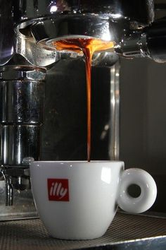 !!! The secret of happiness !! l A cup of Expresso of Coffee