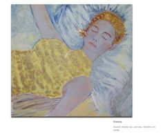 Udvarhelyi Zsuzsa: Szieszta Painting, Art, Art Background, Painting Art, Kunst, Paintings, Performing Arts, Painted Canvas, Drawings