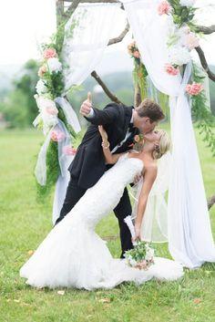 Divertidos! #casamento #vestidodenoiva
