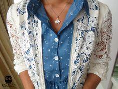 Detalhe do casaco guipir <3 www.missconstancia.iluria.com