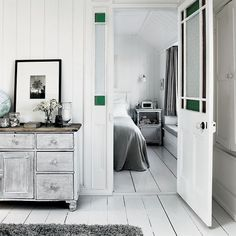 Winter White: Home on the Cornish Coast House To Home | Apartment Therapy