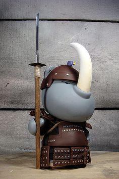 Samurai Hick-San - The Collector | Samurai Hick-san. The Col… | Flickr