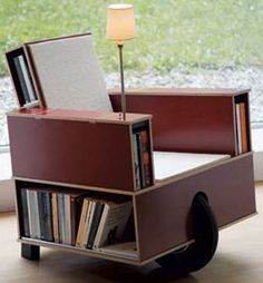 Bring your library with you...