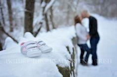 Pregnancy/Maternity/Bump photo idea - shoes - winter Picture This: https://www.facebook.com/media/set/?set=a.546617045413406.1073741894.284707838270996&type=1