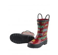Hatley Boys Big Rig Trucks Wellies at Wellies and Worms only £21.99