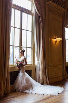 Alyssa Kristin Bridal | Chicago Wedding Dress Designer | Kristin La Voie Photography