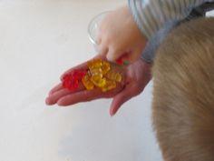 Gummy Bear Science by Teach Preschool
